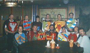Alapító tagok 1998